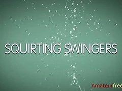Squirting Swingers (go to the link to watch the full video)