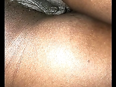 Baby moms sleep anal and pussy