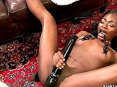 Goth lesbian whips and spanks ebony