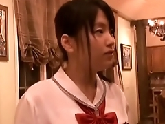 Tsuna Kimura Black Fuck in School Uniform