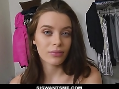 Sexy Natural Big Tits Teen Stepsister Lana Rhoades Has Sex With Stepbrother So He Doesn'_t Tell Mom And Dad POV