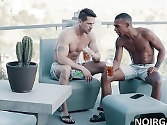 Parents want to meet my white boyfriend - interracial gay porn