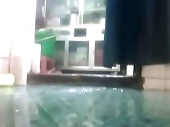 My Sister Pissing Toilet Hidden Cam