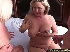 Ms Paris and Her Taboo Tales &quot_Sharing&quot_