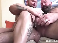 Will finds a muscle boy to fuck