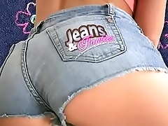 Alex 2 strips Jeans &amp_ Panties