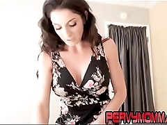 Milf gives pov blowjob and gets fingered and fucked