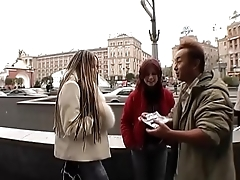 Blonde Audition  in Ukraine 3 [WFD-05]