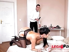 Submissive Anal Vixen Ania Kinski gets Ass Fucked by a Stranger GP213