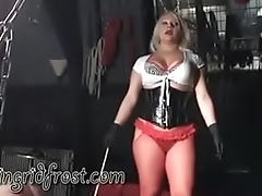 CANING  FROM  HELL  !