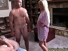 Ms Paris and Her taboo Tales &quot_Daddy/Daughter Get Caught&quot_