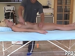 Shlong massage