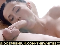 THE WHITE BOXXX - Hot fantasy fuck with cheeky brunette Nicole Love