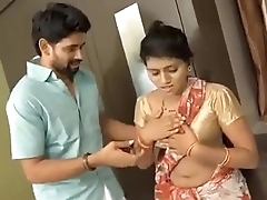 house maid full sex enjoy flat owner