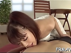 Demure japanese charms several rods with lusty engulfing