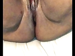 Ms Thickness pleasing her pussy