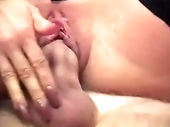 Hot skank China Lee does anal with mature stud