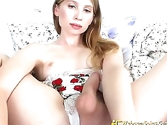 Cute American Amateur Mature Shemale Teasing 1665FD14838-10130 - HD WebcamSpies.Com