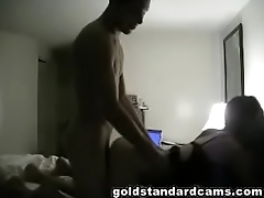 Goldstandardcams  setup a hidden cam my roommate didn'_t know i recorded her and her bf