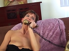 hot skinny mom rough banged